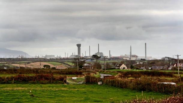 Reportage Sellafield 2013