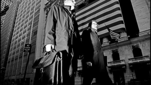 Der Schock an der Wall Street