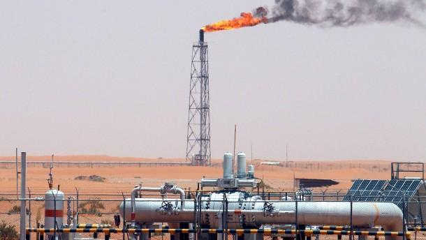 Ölpreise steigen um bis zu 20 Prozent