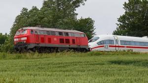 """Die Bahn will mit """"Big Data"""" weniger Diesel verbrauchen"""