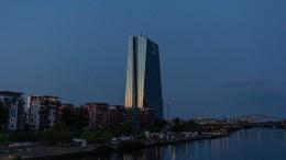 Die EZB erklärt den Targetsaldo