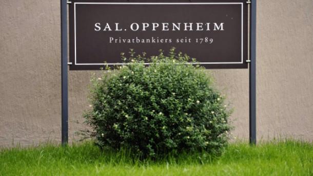 Oppenheim verkauft Derivategeschäft an Macquarie
