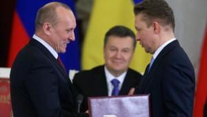 Ukrainische Polizei nimmt Naftogaz-Chef fest