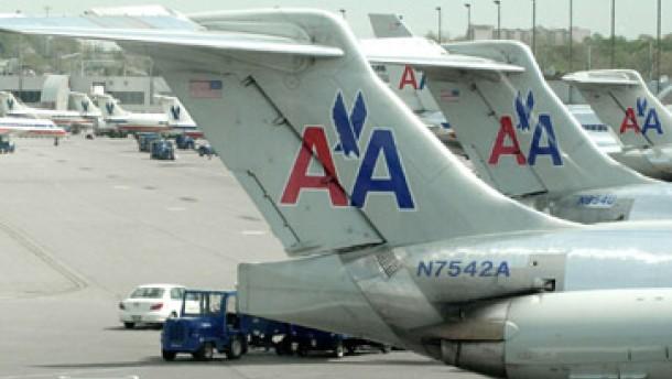 American Airlines wendet Insolvenz vorerst ab