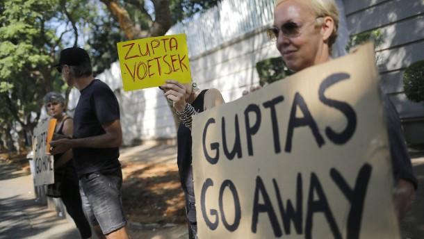 KPMG und McKinsey im Korruptionsstrudel in Südafrika