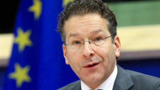 Der Herr der Eurogruppe verlässt die Politik