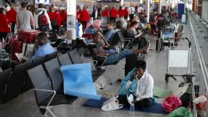 BA-Mitarbeiter soll versehentlich Strom abgestellt haben