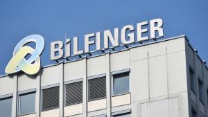 Baukonzern Bilfinger prüft Aufspaltung