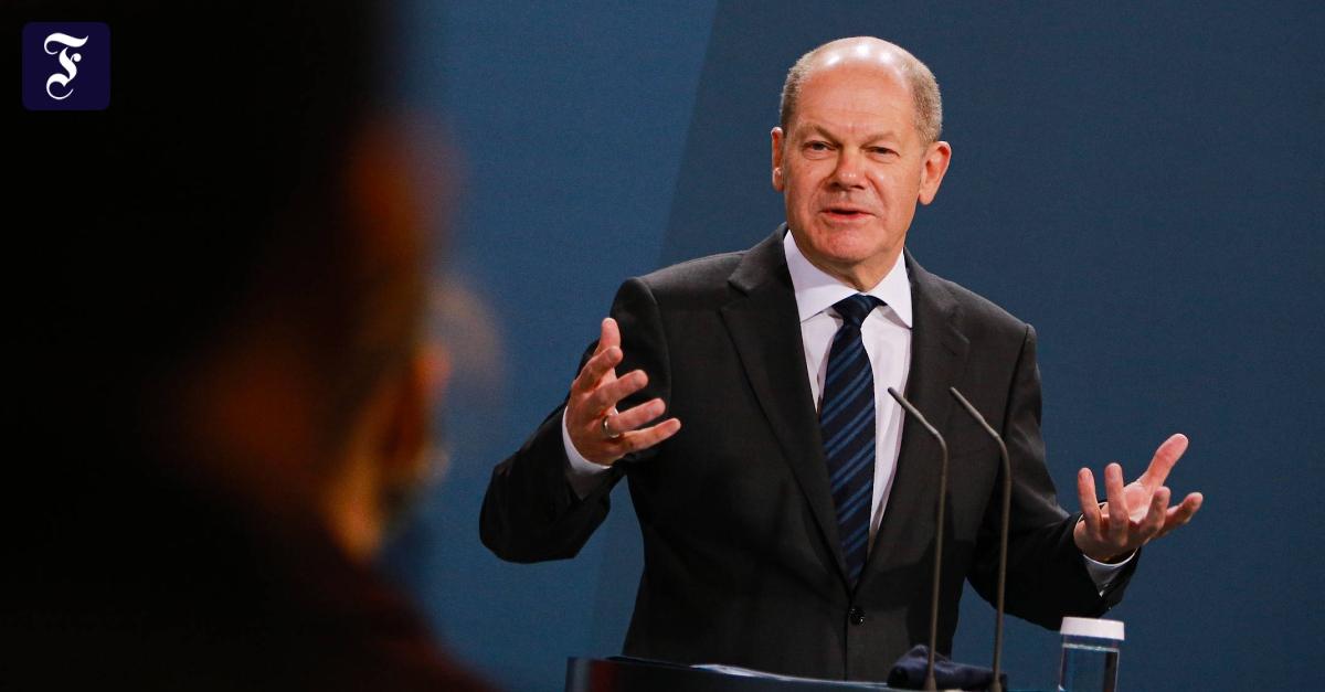 Scholz plant 160 Milliarden Euro neue Schulden für...
