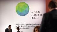 Fast 10 Milliarden Dollar für den Klimaschutz