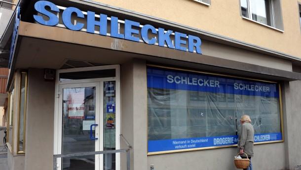 Vorsätzlicher Bankrott von Schlecker?