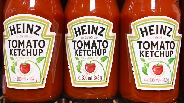 Kraft Heinz bietet 143 Milliarden Dollar für Unilever