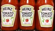 Bekanntestes Produkt von Kraft Heinz ist der Ketchup. Jedoch hat der Lebensmittelhersteller noch viele andere Produkte in seinem Sortiment.