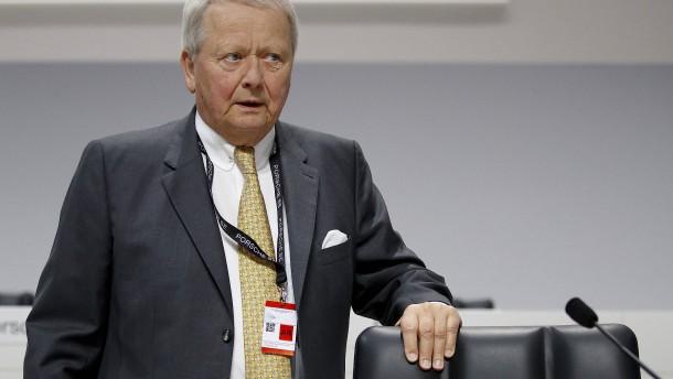 Volkswagen-Großaktionär: Der Vorstand führt, nicht der Betriebsrat