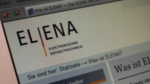 Arbeitgeber bedauern das Ende von Elena