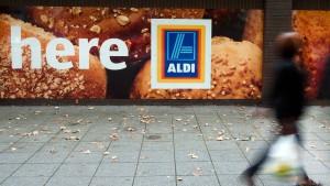 Aldi testet Geschäft ohne Kasse