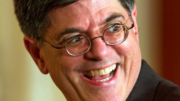 Obama will Jack Lew zum Finanzminister berufen