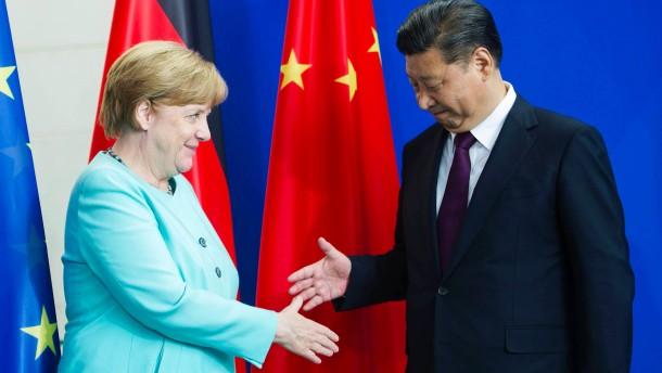 China bestellt Airbus-Flugzeuge für 20 Milliarden Euro