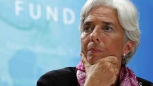 Lagarde sieht Portugal als Vorbild