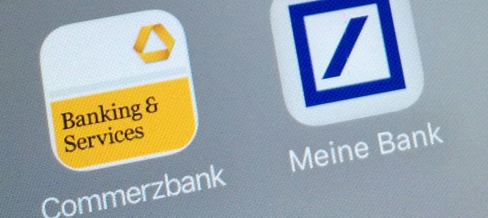 Aktien Von Deutscher Bank Und Commerzbank Steigen Deutlich