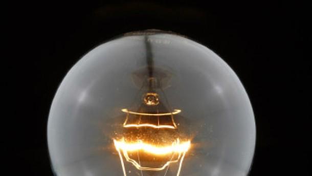 Die Deutschen kaufen Glühbirnen auf Vorrat
