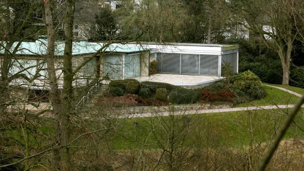 Thyssen-Krupp verkauft Beitz-Villa