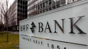 Die Deutsche Bank wird die BHF-Bank los