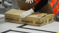 Amazon gehört zu den bekanntesten Anbietern im Netz.