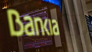 EU entwirft neue Regeln für Banken in Schieflage