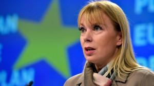 EU-Kommissarin will manipulierte Dieselautos stilllegen