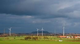 Union macht neuen Vorschlag im Streit um Windkraft-Ausbau