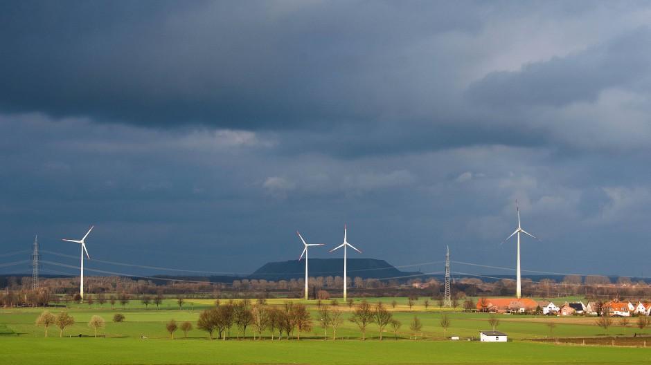 Windräder im Landkreis Schaumburg