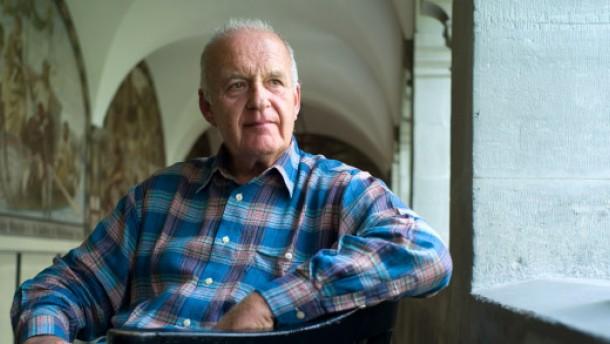 Götz Werner - Der Gründer der Drogeriemarktkette dm stellt sich im Steigenberger Inselhotel in Konstanz den Fragen von Georg Meck.