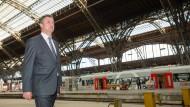 Schuld an dem Chaos hat die Deutsche Bahn