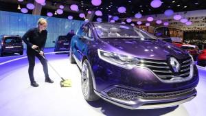 Europas Autobauer sind zurück
