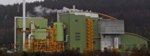 Müllverbrennungsanlage in Zella-Mehlis