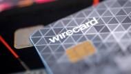 Am Nachmittag grenzten sich die Kursverluste der Wirecard-Aktie wieder ein.