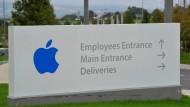 Apples Sitz im irischen Cork.