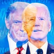Biden ist beliebter bei den Wall-Street-Bankern.
