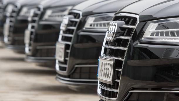Weniger Autos in Europa verkauft