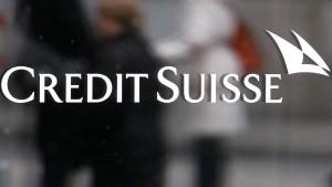Betrugsklage gegen Credit Suisse