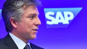 Der SAP-Chef bekommt mehr Gehalt