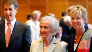 Transparency ruft wegen Großspende für CDU nach Gauck
