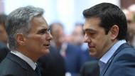 Das griechische Volk kann sich auf uns verlassen
