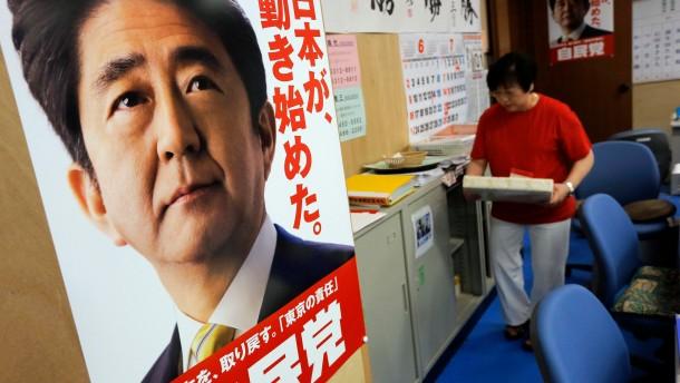 So kurbelt Tokio die Wirtschaft an