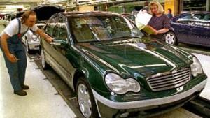 Über eine Million Mercedes verkauft
