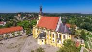Klosteranlage Neuzelle im Landkreis Oder-Spree: Das Bistum Görlitz wächst als eines der Wenigen in Deutschland.