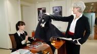 """Chefin mit eher schwieriger Persönlichkeit: Miranda Priestly in """"Der Teufel trägt Prada"""""""