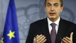 Zapatero will EU-Staaten zu Reformen zwingen