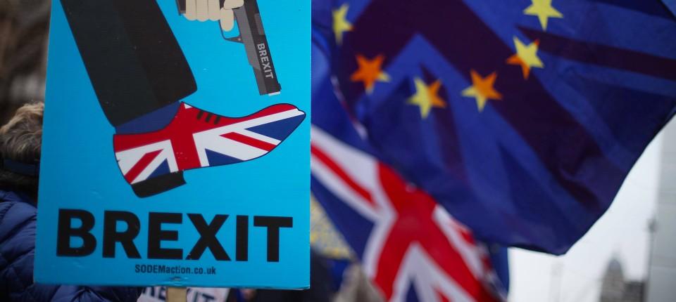 Internes Eu Papier Beim Brexit Nicht Unnotig Auf Briten Zugehen